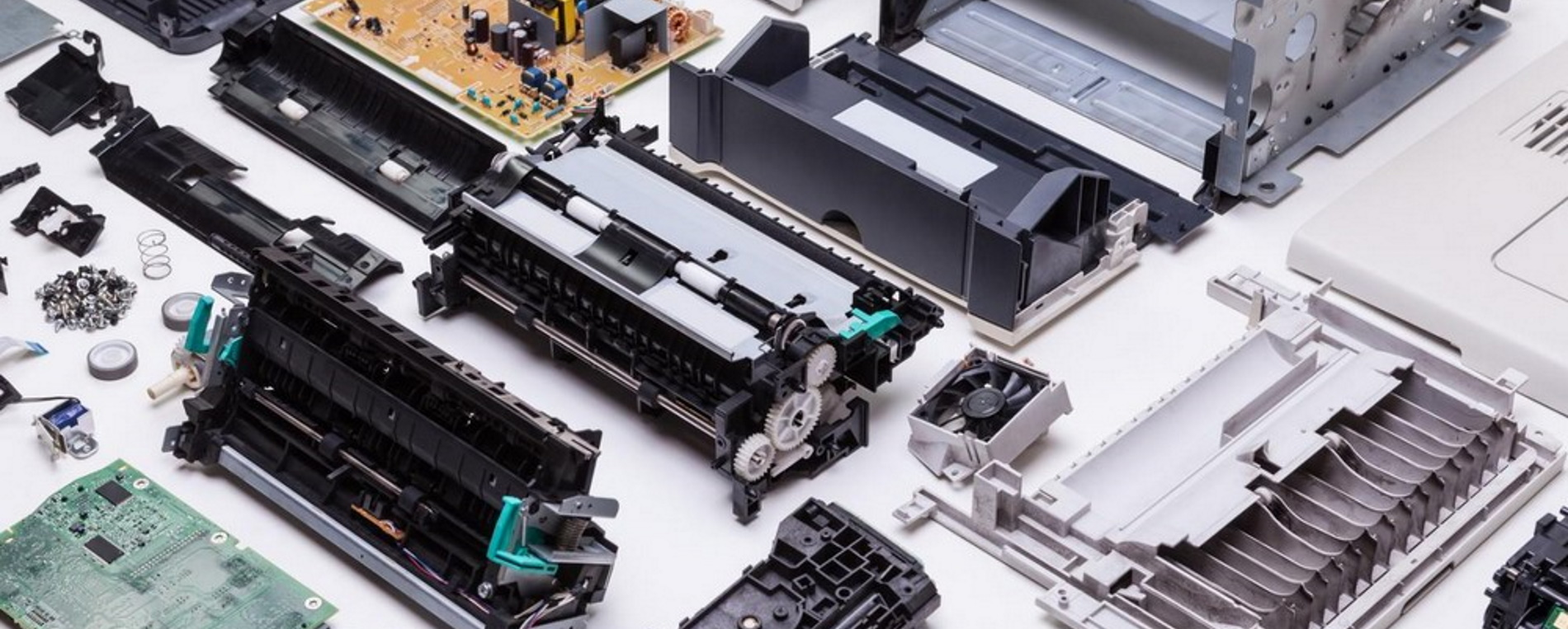 Ремонт лазерных принтеров и МФУ